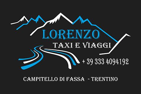 Lorenzo Taxi Campitello di Fassa